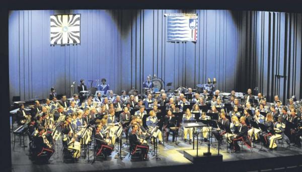Cent vingt-cinq musiciens étaient présents ce week-end à Equilibre / Photo Corinne Aeberhard