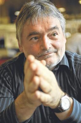 Jean-Claude Kolly, chef réputé pour toujours tirer le meilleur des corps de musique qu'il dirige / Photo Alain Wicht